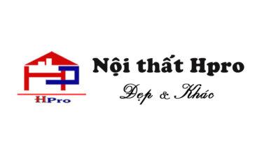 Logo công ty nội thất tủ bếp Hpro