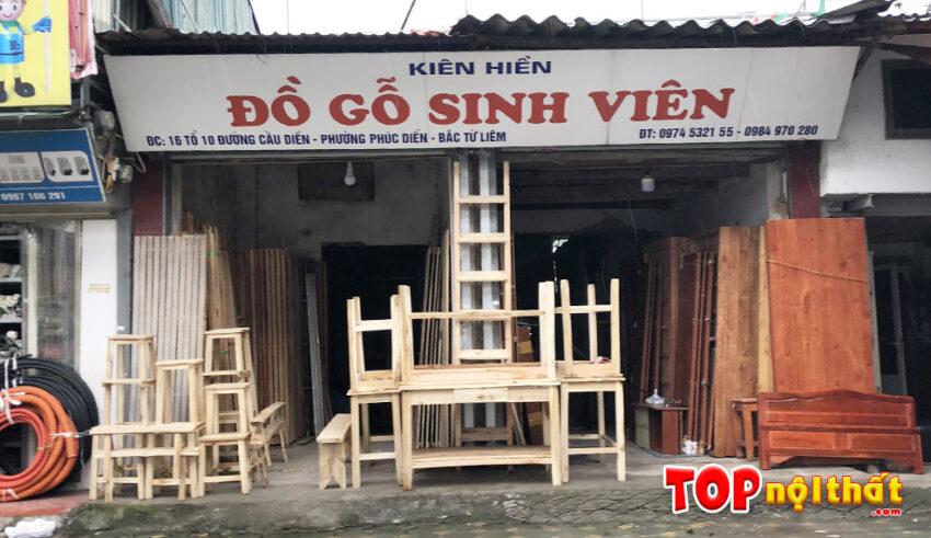Cửa hàng Đồ Gỗ Sinh Viên - Nội thất Kiên Hiền ở Cầu Diễn