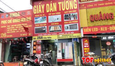 Cửa hàng giấy dán tường Thu Huong ở 26A Cầu Diễn, Từ Liêm