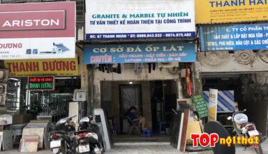 Cửa hàng ĐÁ ỐP LÁT 67 Thanh Nhàn - Hai Bà Trưng - Hà Nội