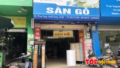 Cửa hàng SÀN GỖ 70 Lạc Trung - Hai Bà Trưng - Hà Nội