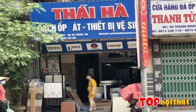 Cửa hàng TBVS Thái Hà 88 Thanh Nhàn - Hai Bà Trưng - Hà Nội