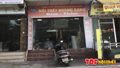 Cửa hàng rèm thảm Hoàng Sang