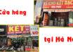 Các cửa hàng bán két sắt két bạc ở Hà Nội