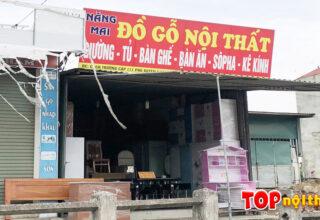 Cửa hàng đồ gỗ NĂNG MAI Cách Trường Cấp 3 Phú Xuyên - Hà Nội