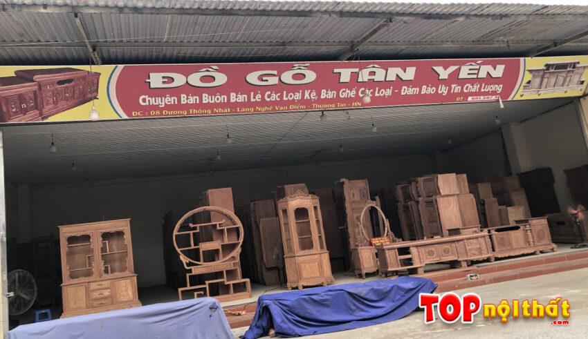 Cửa hàng TÂN YẾN Số 08 Đường Thống Nhất - Vạn Điểm - Thường Tín - HN